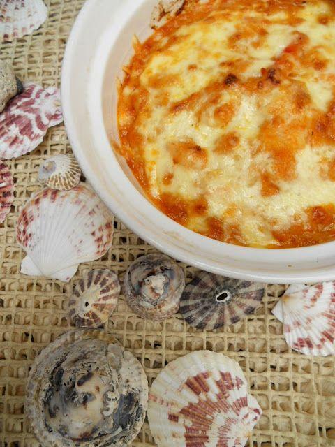 Cocina Chilena Recetas Caseras: Chupe de Camarones
