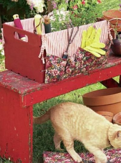 Easy Crafts For The Garden