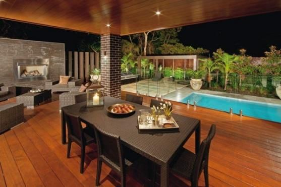 al fresco ideas australia - Google Search