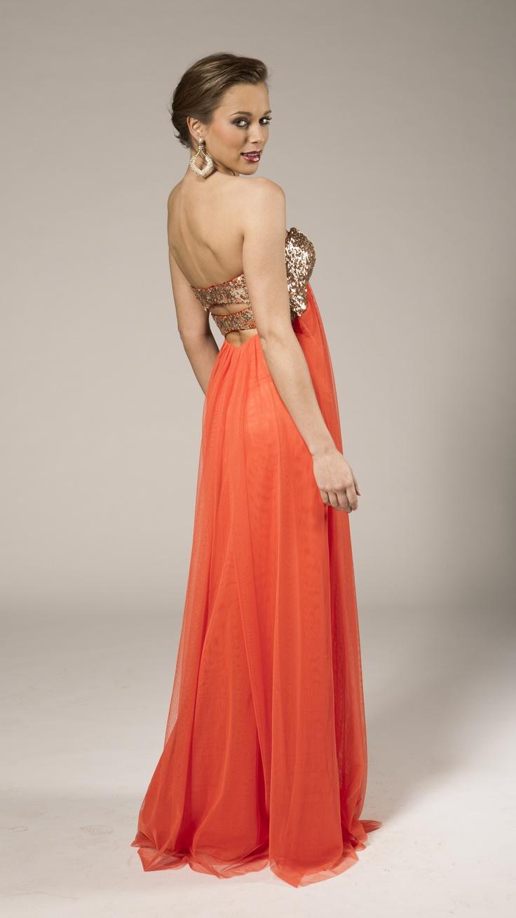 Long Evening Dress | Longue robe de soirée avec voile et strass | Lang avondkleed met sluier en strass | Anne-Sophie SMARTSHOPPING
