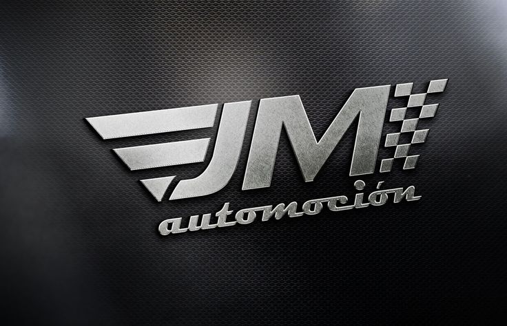 Restiling logotipo JM Automoción