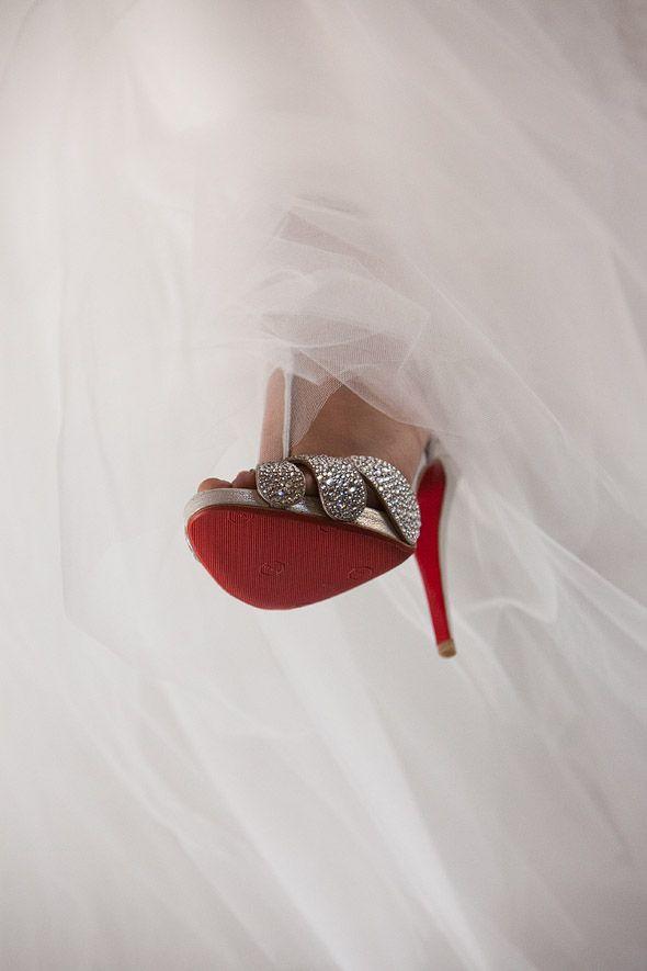 Louboutin bridal