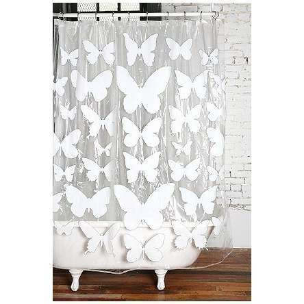 53 Best Butterfly Shower Curtains Images On Pinterest