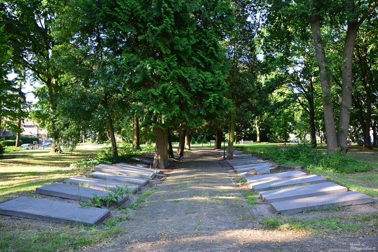 Gedenkpark de oude begraafplaats aan het Kostverloren.