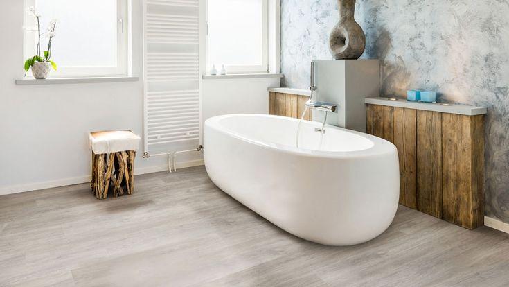 Novocore Premium Waterproof Flooring - Colour: Dusky Oak