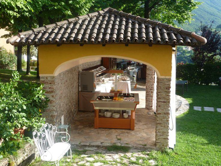 Today Breakfast at Villa Sostaga. #ilovesotaga