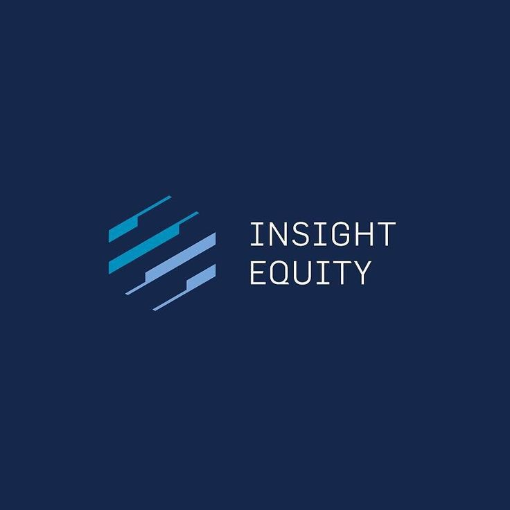 Logo design for Insight Equity  private finance  management company. #brand…