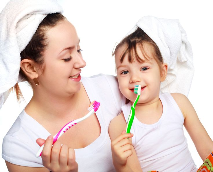 Brush your kids teeth at least twice a day and flossing once a day to avoid tooth decay and gum disease. Never forget to brush all parts of the teeth (front, back, tops, at the gums). Read more....