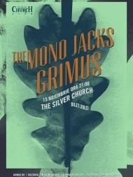 The Mono Jacks & Grimus. 15 noiembrie 2012.