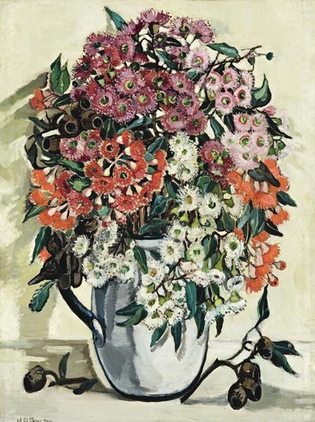 Margaret Preston, Gum Blossoms, c. 1937
