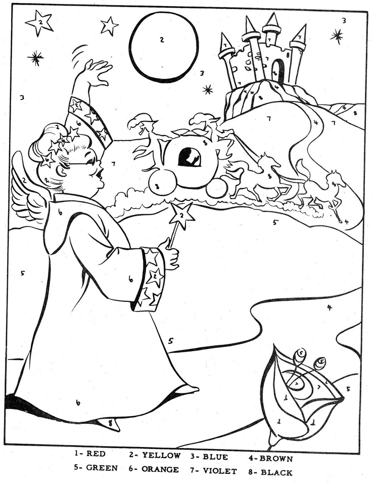 50 best coloring cinderella images on Pinterest Cinderella