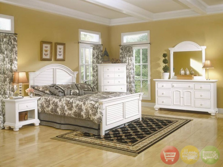 The Best Bedroom Set We Ever Decided To Buy! Cottage Style BedroomsCottage  ...