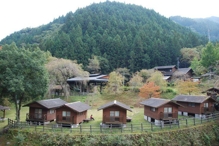 バンガロー村古里とみやま - 元日本一のミニ村 とみやま