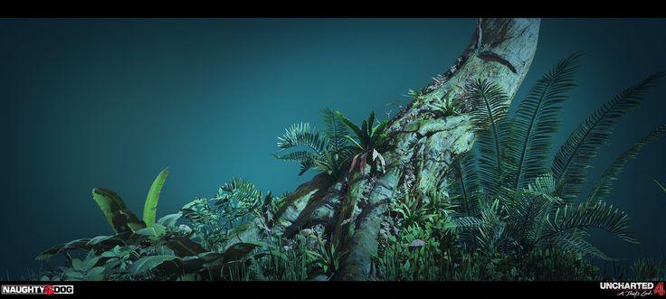 ArtStation - Uncharted 4: Trailer, Rogelio Olguin