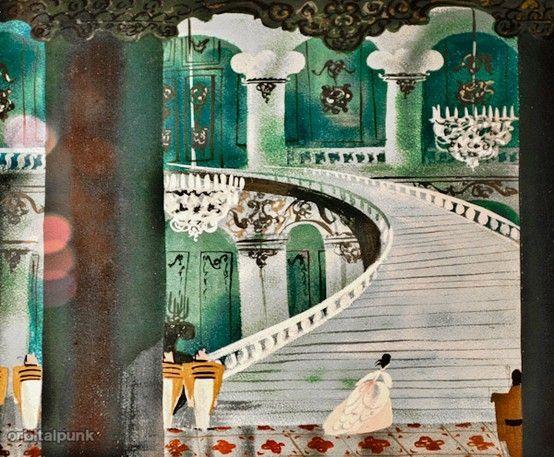Mary Blair concept art