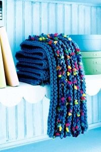 "TLC Home ""Free Scarf Knitting Patterns"""