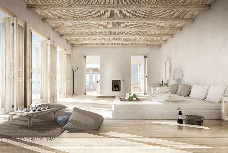 PROJECTS : Soneva Nisi | Habita Architects milos greece