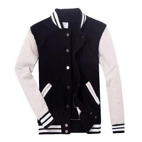Sweatshirt Casual Slim Fit Jacket
