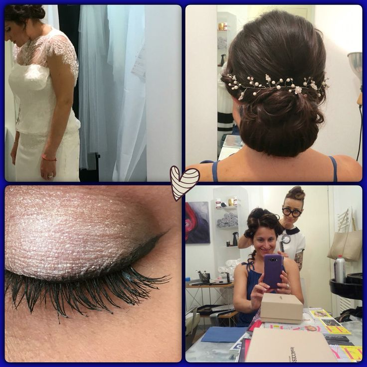 #acconciaturecerimonia #acconciature #cerimonia #trucco #makeup #acconciaturasposa #truccosposa #weddinghair #weddingmakeup