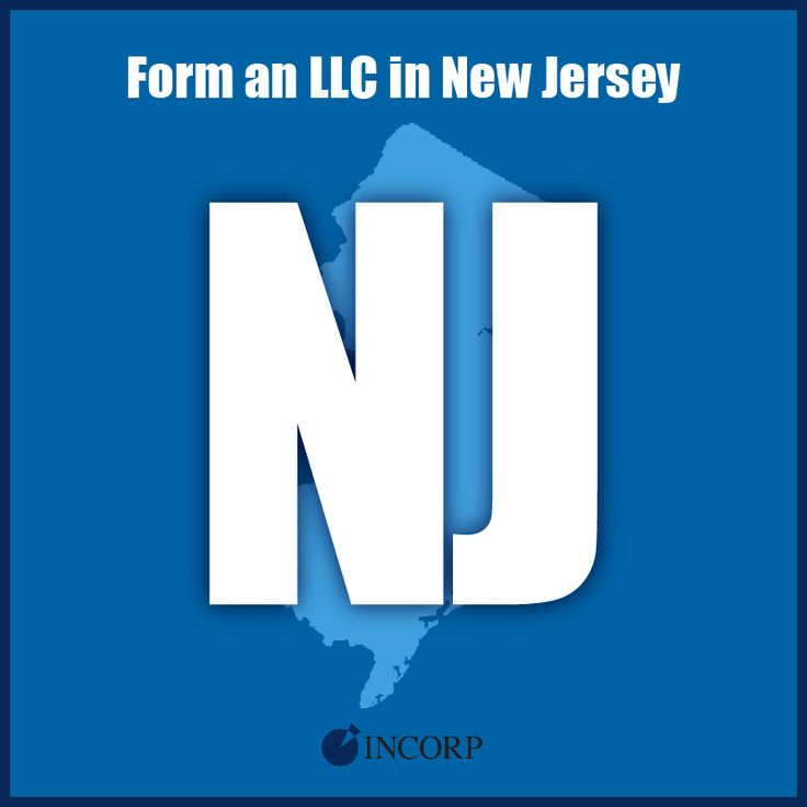 Entrepreneurs form your llc in new jersey new jersey