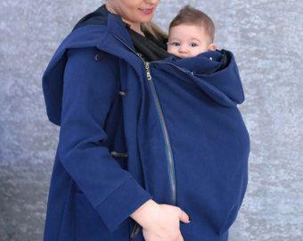 Rivestimento di usura di inverno caldo bambino di VivalaMamaBerlin