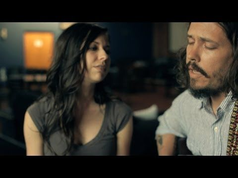 ▶ The Civil Wars :: Between The Bars (Elliott Smith) - YouTube