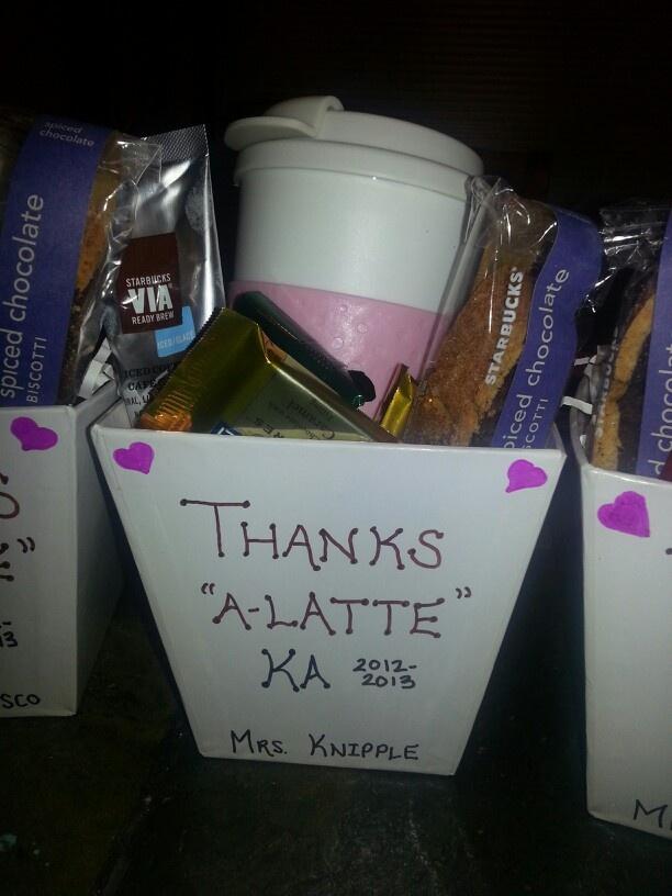 Teacher's Aid gifts