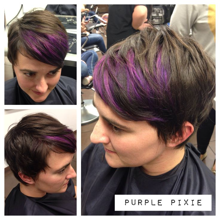 Cut And Color Just Have Base Color A Little Lighter
