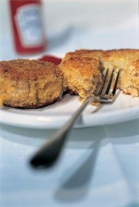 Looking for a different fish recipes? Try these Salmon Fishcakes. Serve with a light salad. Yummm