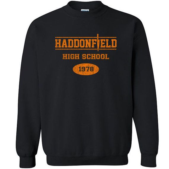 Haddonfield High School halloween Unisex Sweatshirt //Price: $27.49 //     #shirt