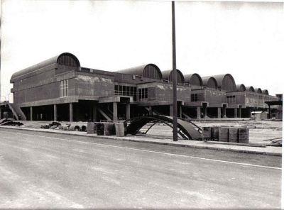 Estación de Chamartín años 60 y 80.
