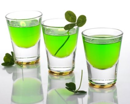 Irish Jello Shots Recipe Sweet and nostalgic, this super easy jello shot is the way to get the party started on St Paddy's Day!