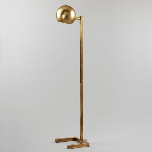 Savona floor lamp by vaughan find this pin and more on best floor lamps