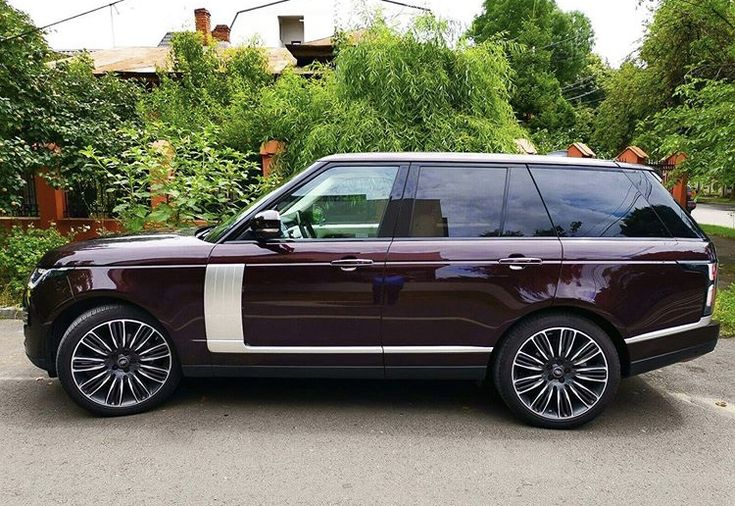 Pin by Slade Kay Luxury Lifestyle on Range Rover Vogue