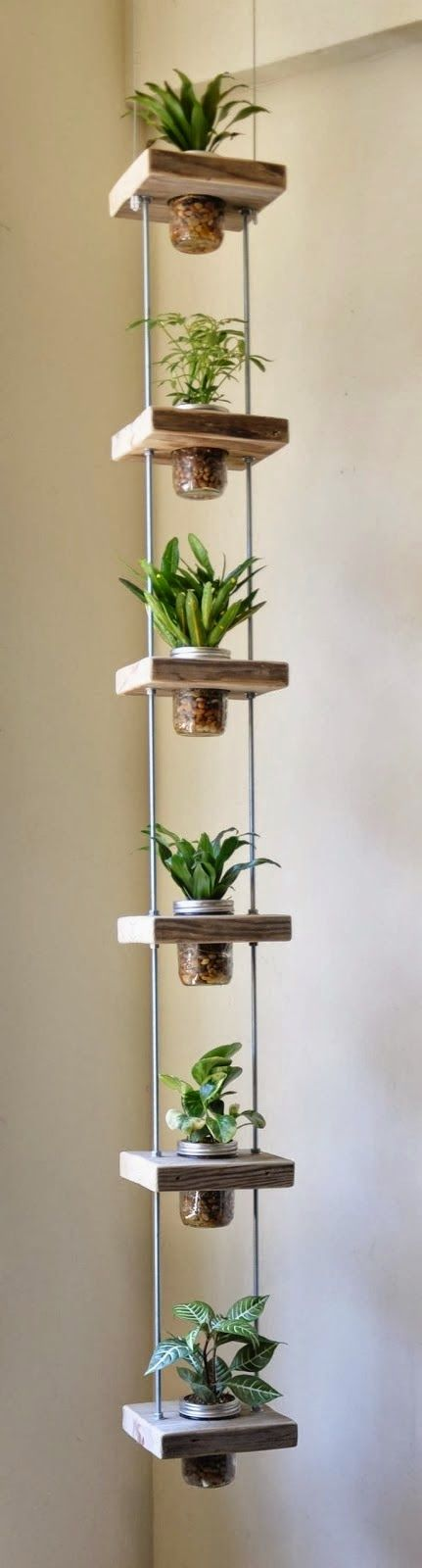 Inspiration Vertical Garden .herb garden in kitchen?