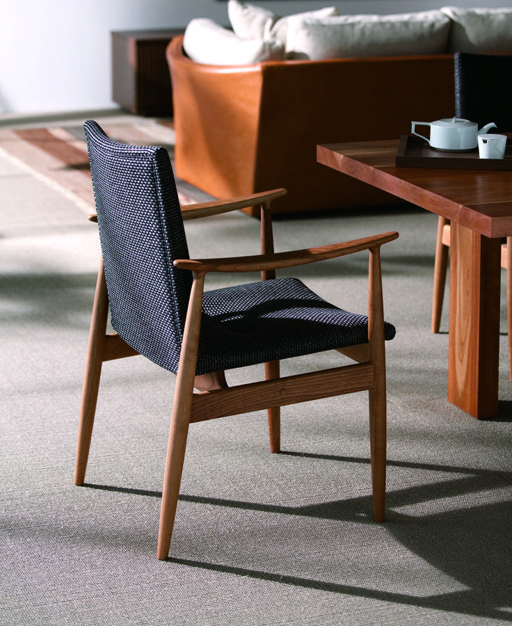 Rivage Armchair by Ritzwell. Available from Stylecraft.com.au