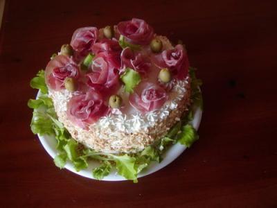 Torta tramezzino (Smorgastarta)