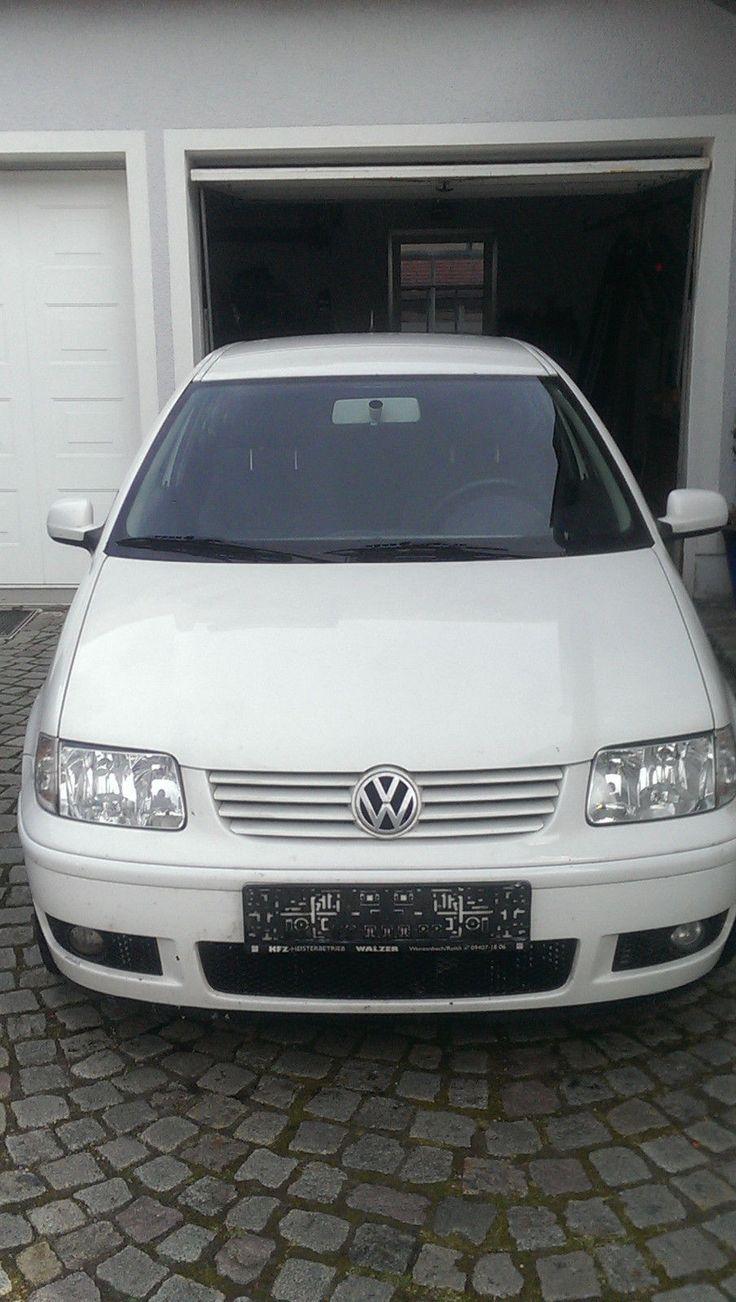 VW Polo 1,4l TDI 75PS 6N2 weiß