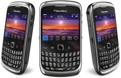 BlackBerry Curve 8900 vs BlackBerry Curve 9300 3G, Comparamos la BlackBerry Curve 8900 con la Curve 9300