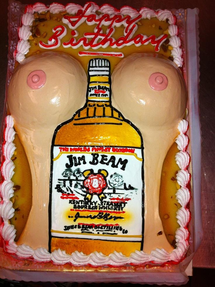 jim beam cakes