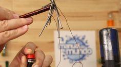 Uma dica para feiras de ciências são os eletroímãs. Uma experiência de física fácil de fazer. Com um fio de cobre e uma pilha é possível criar campo magnético.
