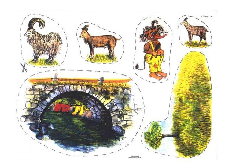 Flanosagor leker fram språket, ett lekfullt och språkutvecklande lärande i sagans värld!