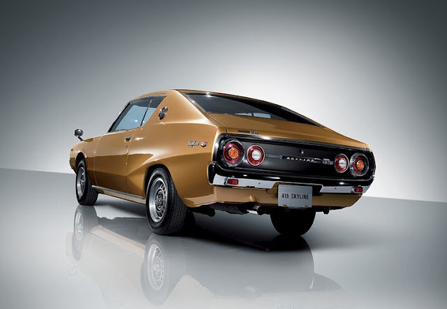 '72 Nissan Skyline