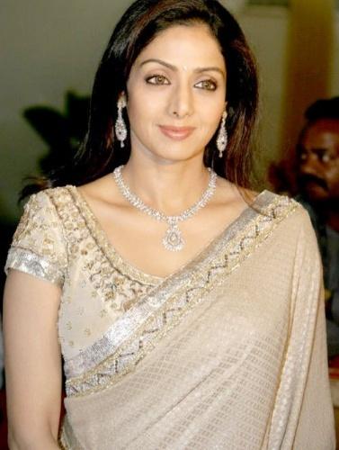 Glammorous Beauty SriDevi