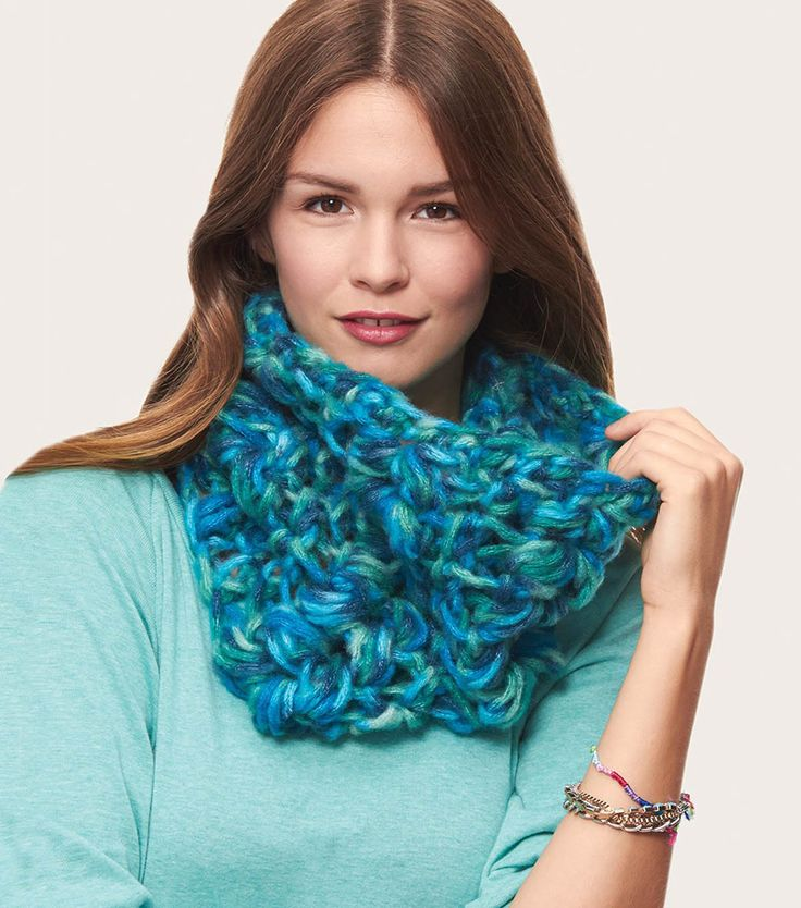 crocheted cowls scarves 10 handpicked ideas to
