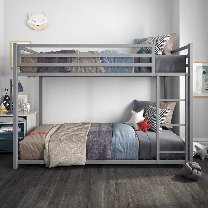 Simoneau Bunk Bed Bunk Bed Rooms Bunk Beds Bunk Bed Designs