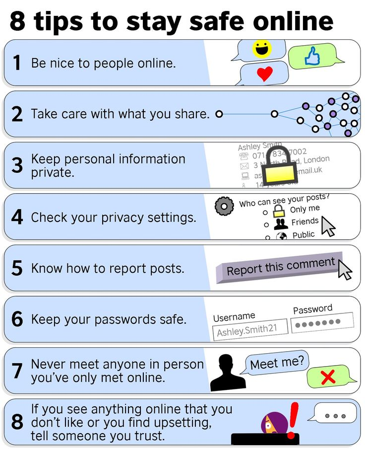 Online safety poster | LearnEnglish Teens | British Council