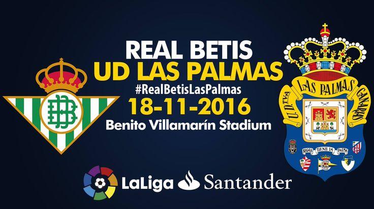 LaLiga: El nuevo Betis de Víctor Sánchez del Amo a prueba ante Las Palmas.     Última hora del #RealBetisLasPalmas