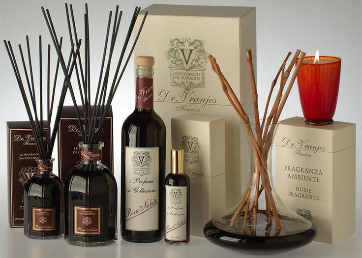 Итальянские ароматы для дома Dr. Vranjes — теперь в ЦУМе