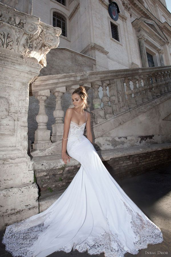 inbal dror wedding dress. This is the most beautiful dress I've ever seen!